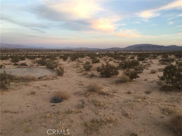 0 Desert Heights Drive, 29 Palms, CA, 92277