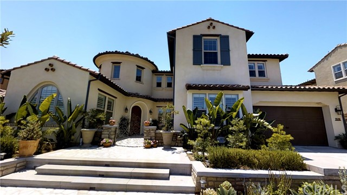 Single Family Home for Sale at 2538 E Santa Paula Drive Brea, California 92821 United States