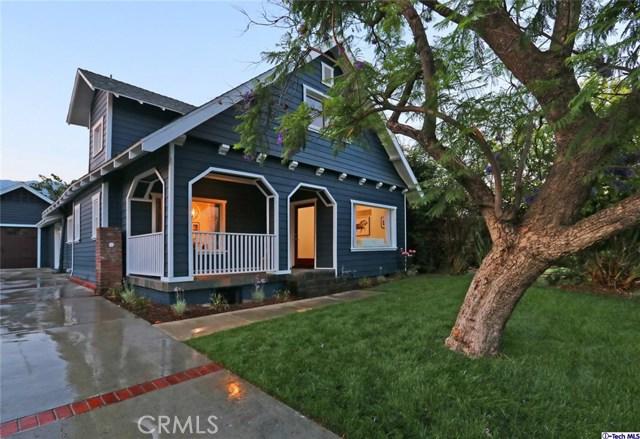 1963 CasaGrande Street Pasadena, CA 91104 - MLS #: 318003843