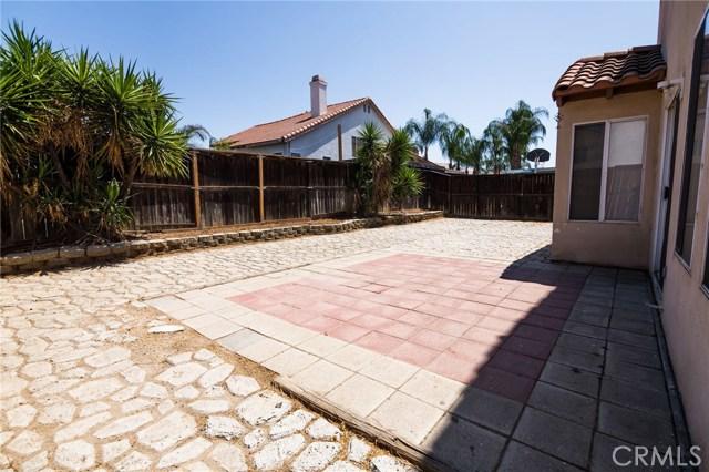 25562 Palo Cedro Drive Moreno Valley, CA 92551 - MLS #: IV18148185