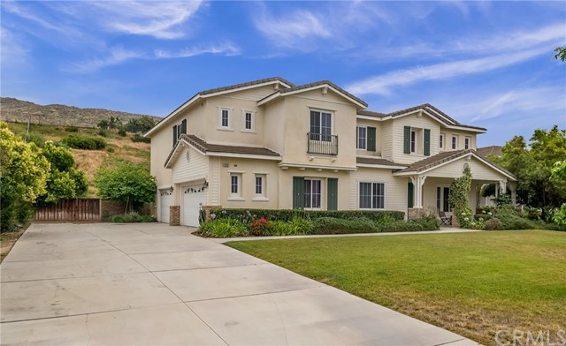 4758 Eagle Ridge Court, Riverside, California