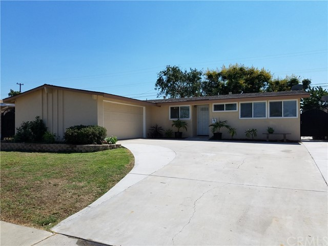 Single Family Home for Sale at 7802 Yorkshire Avenue Stanton, California 90680 United States
