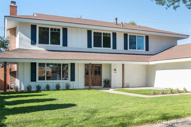Casa Unifamiliar por un Venta en 7656 Coronado Drive Buena Park, California 90621 Estados Unidos