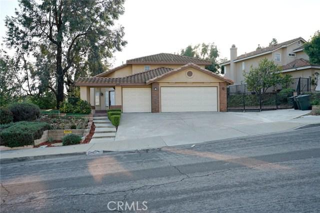 2597 Diamond Drive  Chino Hills CA 91709