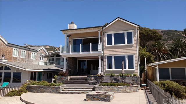 Single Family Home for Sale at 5454 Rincon Beach Park Drive Ventura, 93001 United States