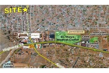 16428 Apple Valley Road Apple Valley, CA 92307 - MLS #: OC18225467