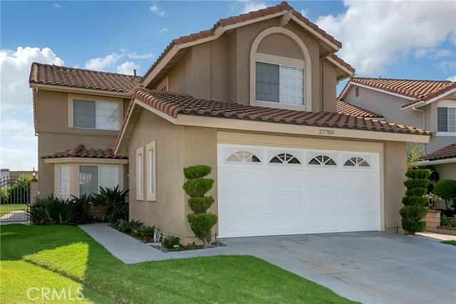 27785 Agate Canyon Drive Laguna Niguel, CA 92677 - MLS #: PW18198090