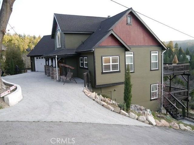 991 Brentoowd Drive Lake Arrowhead, CA 92352 - MLS #: BB18104051
