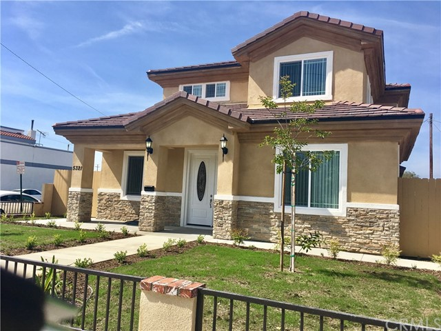 Single Family Home for Sale at 5321 1st Street W Santa Ana, California 92703 United States