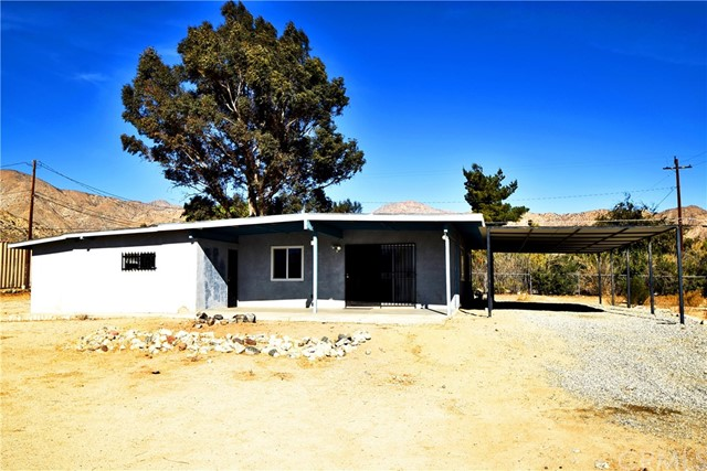49393 Park Ave, Morongo Valley, CA 92256-9737