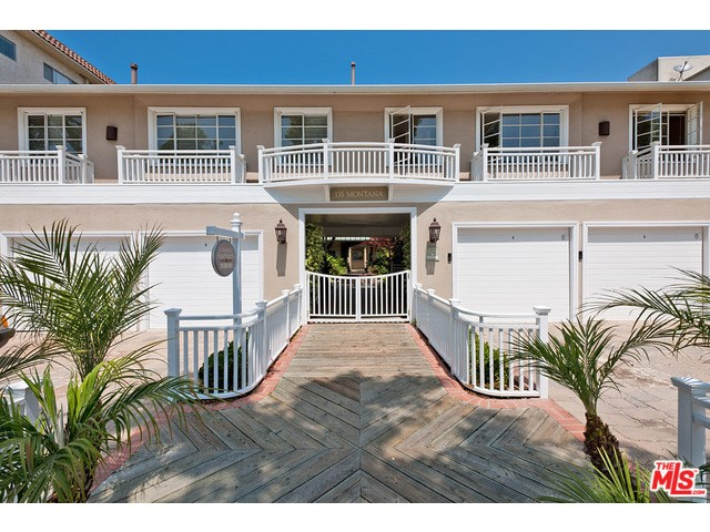 Photo of home for sale at 135 MONTANA Avenue, Santa Monica CA