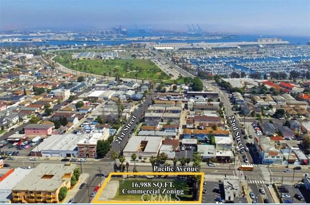 Single Family for Sale at 2111 Pacific Avenue S San Pedro, California 90731 United States