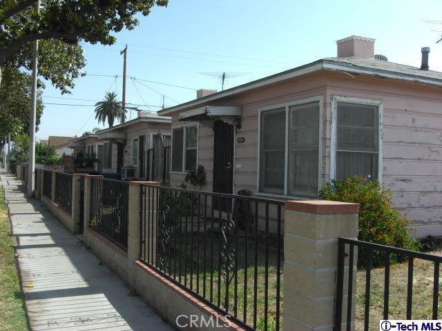Single Family for Sale at 5418 Gifford Avenue Maywood, California 90270 United States