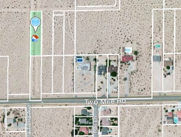 0 Two Mile, 29 Palms, CA, 92277