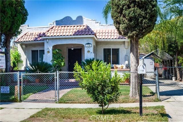 770 W 18th Street San Bernardino, CA 92405 - MLS #: CV17196608