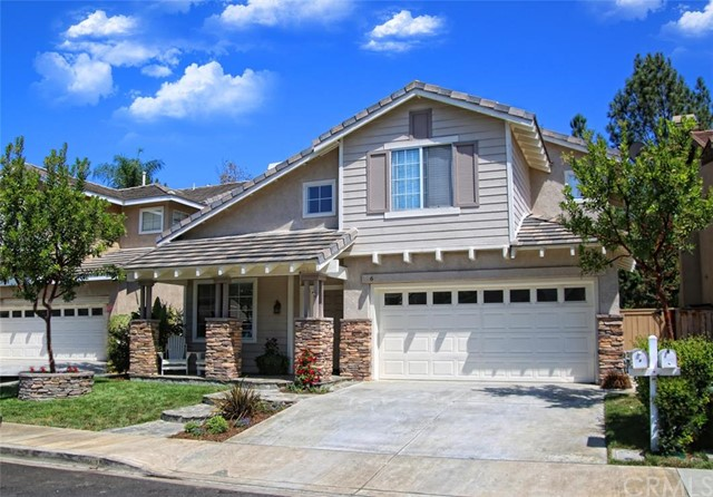 Single Family Home for Sale at 6 Deerwood St Aliso Viejo, California 92656 United States