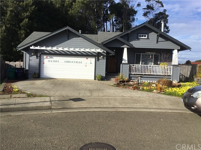 Single Family Home for Sale at 119 Noyo Fort Bragg, California 95437 United States