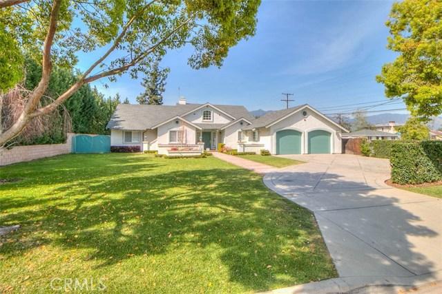 205 W Naomi Avenue W, Arcadia, CA 91007