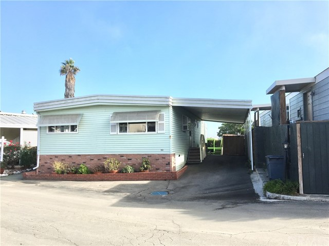 Manufactured for Sale at 6270 Marina View Drive Unit 316 6270 Marina View Drive Long Beach, California 90803 United States