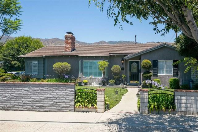 1017 E Leadora Avenue, Glendora, CA 91741