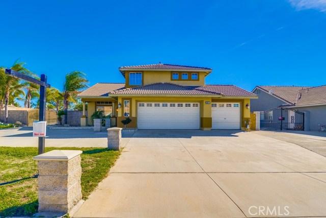 4011 Larkspur Avenue, Rialto, California