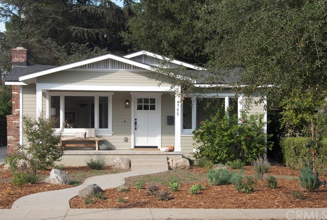 Single Family Home for Sale at 1755 Oakdale Street Pasadena, California 91106 United States