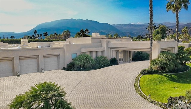 9 Strauss Terrace - Rancho Mirage, California