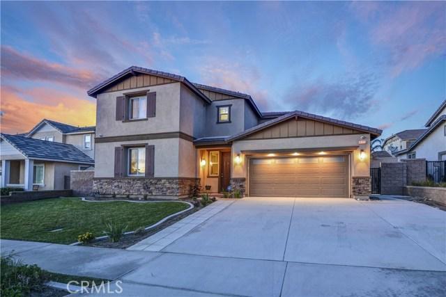 16032 Cascade Drive, Fontana CA 92336