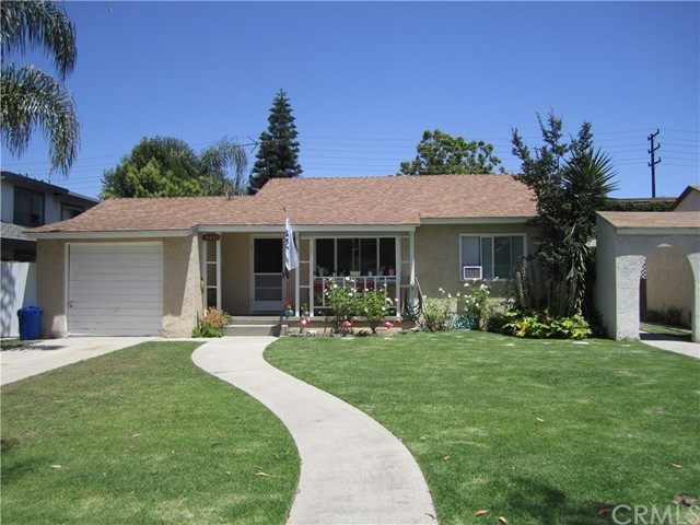 Single Family for Sale at 10642 Chestnut Street Los Alamitos, California 90720 United States