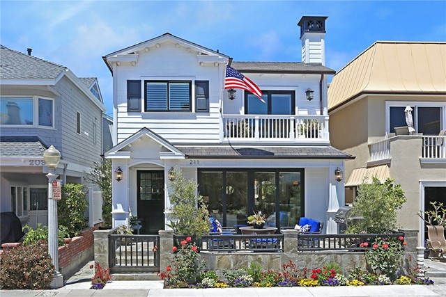 211 Garnet Avenue Newport Beach, CA 92662 is listed for sale as MLS Listing NP18105683