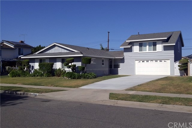 Single Family Home for Rent at 17160 Santa Catherine Street Fountain Valley, California 92708 United States