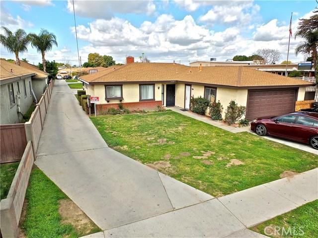 Single Family Home for Sale at 15503 Blaine Avenue Bellflower, California 90706 United States