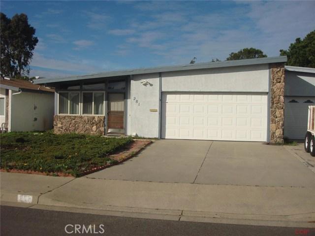 281 Anita Avenue, Grover Beach, CA 93433