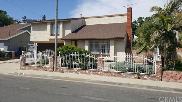 Single Family Home for Sale at 12513 Chanute Street Pacoima, California 91331 United States
