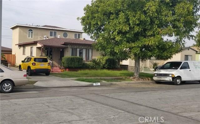 Photo of 641 S Taylor Avenue, Montebello, CA 90640