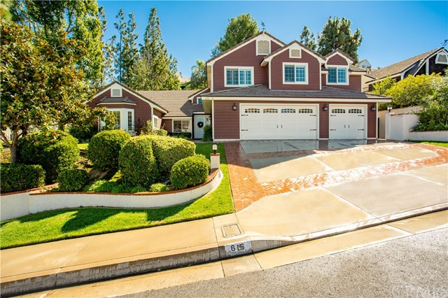 One of Custom Built Anaheim Hills Homes for Sale at 616 S Andover Drive