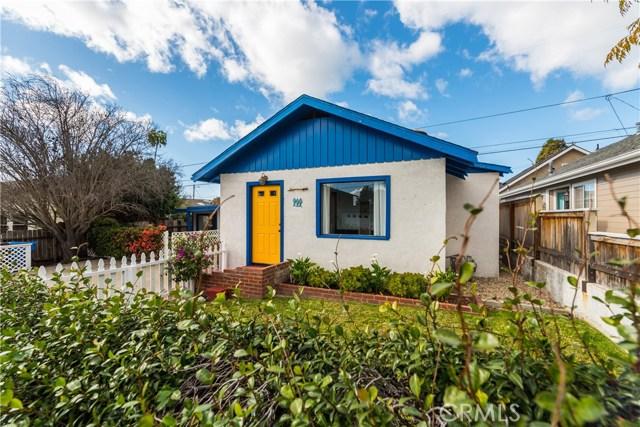120 Wawona Avenue Unit A Pismo Beach, CA 93449 - MLS #: PI18020896