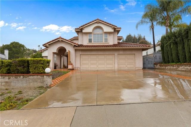 22037  La Puente Road, Walnut in Los Angeles County, CA 91789 Home for Sale