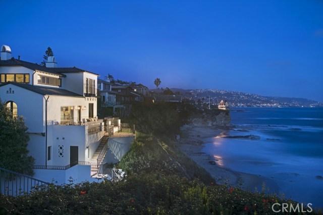 Single Family Home for Sale at 989 Cliff Drive Laguna Beach, California 92651 United States