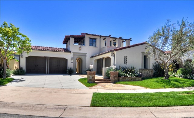 Single Family Home for Sale at 30 Cliffhouse Bluff St Newport Coast, California 92657 United States
