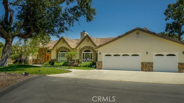 Casa Unifamiliar por un Venta en 11620 E Cenegal Road W Atascadero, California 93422 Estados Unidos