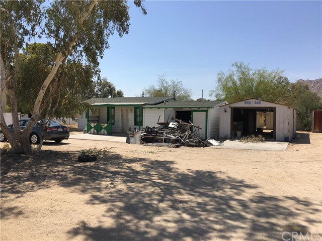 73657 Old Dale Road, 29 Palms, CA 92277