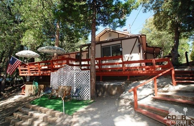 52541 Sunset Drive Idyllwild, CA 92549 - MLS #: 217018444DA