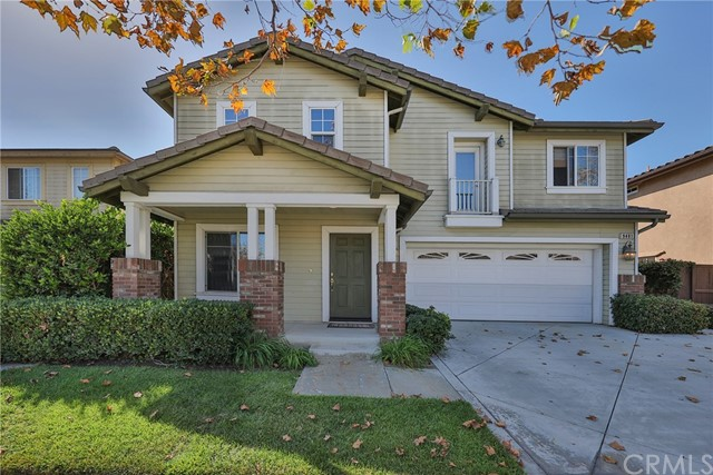 Single Family Home for Sale at 9481 Sycamore Lane Cypress, California 90630 United States