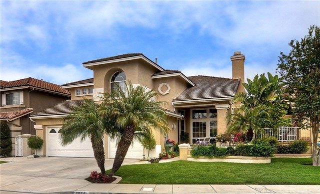 One of Anaheim Hills Homes for Sale at 1074 S Miles Court, 92808