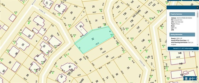 0 oneill, El Sereno, California 90032, ,Land,For Sale,oneill,IV20062030