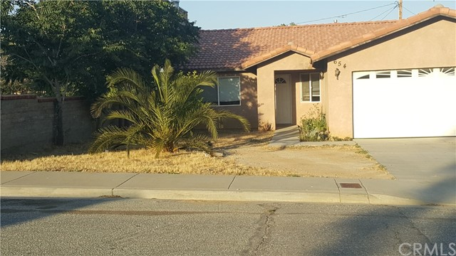 654 N Cherry Street, Banning, CA 92220