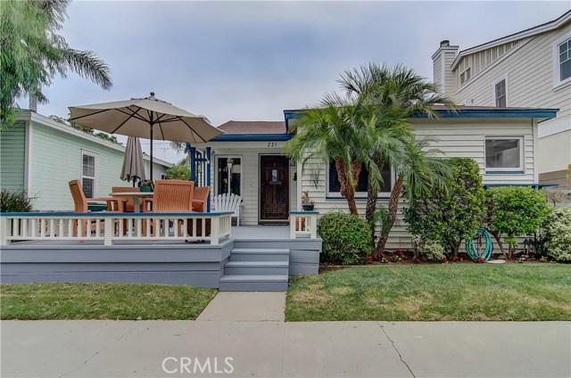 231 14th Street, Seal Beach, CA, 90740