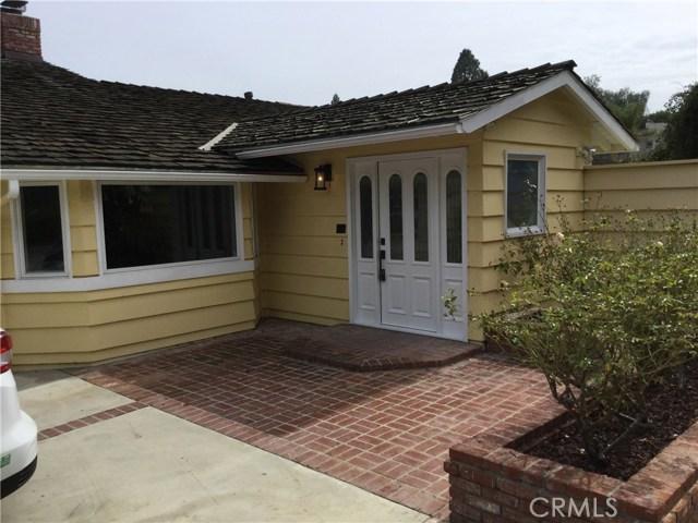 45 Rockinghorse Road  Rancho Palos Verdes CA 90275
