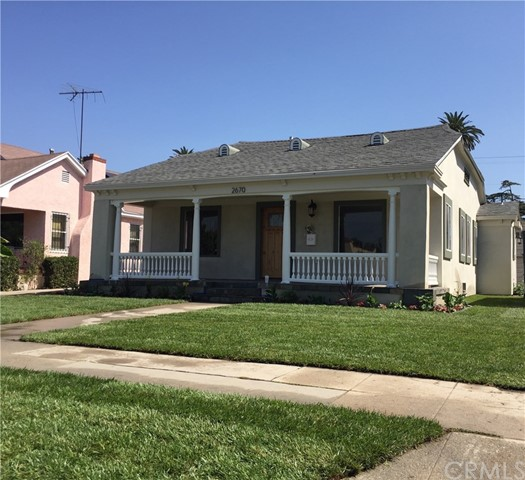 Single Family Home for Sale at 2670 Harcourt Avenue S Los Angeles, California 90016 United States
